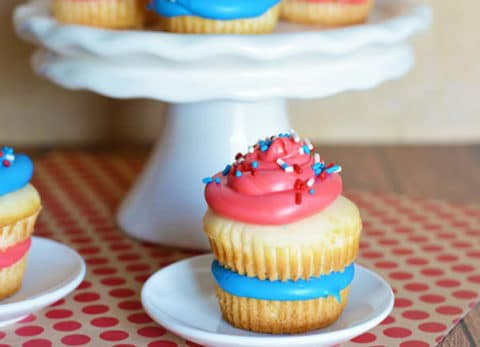 These easy 4th of July Desserts will be a big hit!