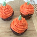 How to Make Pumpkin Halloween Cupcakes
