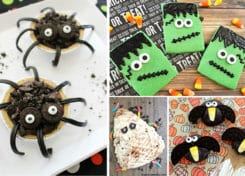 Your family will love these awesomely spooky Halloween Treats!