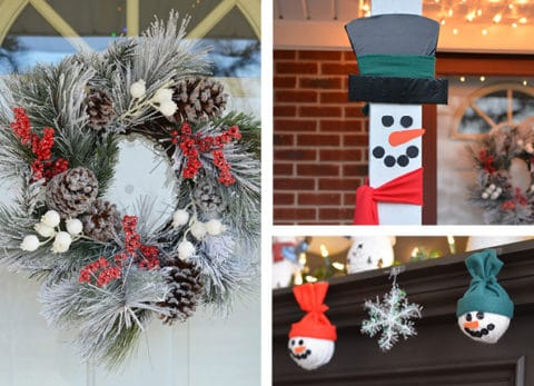 Holiday decorating cannot get any easier with these amazing products!