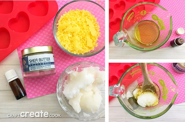 Make these DIY Essential Oil Lotion Bars and refuse to let your dry skin settle in for winter.