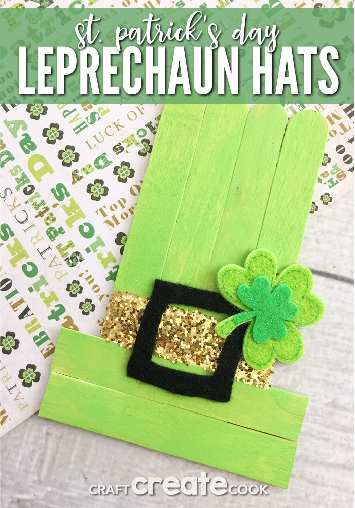 Make March fun for the whole family by making our St. Patrick's Day Crafts with the kiddos.